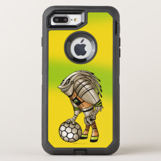 DEEZER ALIEN-MONSTER-UFO Apple iPhone 7+  DEF S OtterBox Defender iPhone 8 Plus/7 Plus Hülle