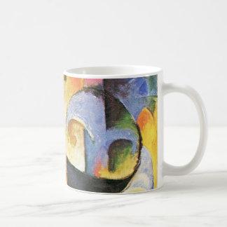 Defekte Formen alias Zerbrochene Formen durch Kaffeetasse