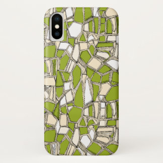DEFEKTE POP-Zitrone iPhone X Hülle