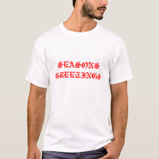 defekter Schlitten T-Shirt