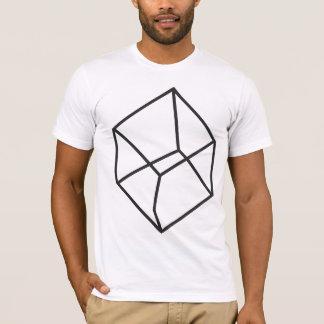 Defekter Würfel T-Shirt