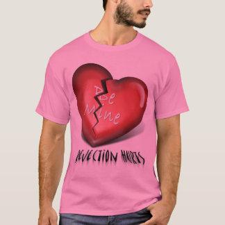 defektes Herz, Ablehnungs-Schmerzen - besonders T-Shirt