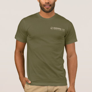 Defensiver Sierra12 Arbeitsgemeinschafts-T - Shirt