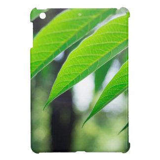 Defocused und unscharfer Niederlassung Ailanthus iPad Mini Hülle