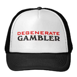 Degenerierter Spieler Netzmütze