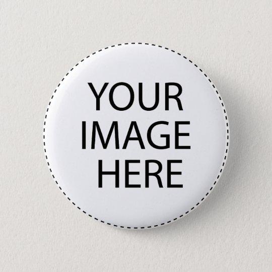Dein QR Code hier Runder Button 5,1 Cm