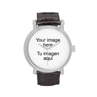 Deine Gestaltung mit Foto in der personalisierten  Uhren