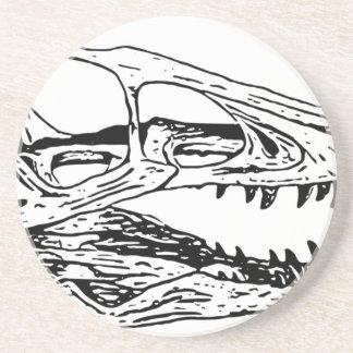 Deinonychus Sandstein Untersetzer