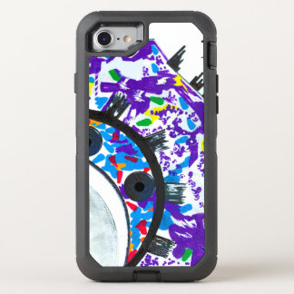 Deko-Zähne Otterbox Verteidiger OtterBox Defender iPhone 8/7 Hülle