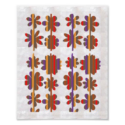 Dekorationen auf KODAK-Blume, die durch NAVIN Fotografien