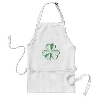 Dekorations-Geschenk-Ideen St. Patricks Tages Schürzen
