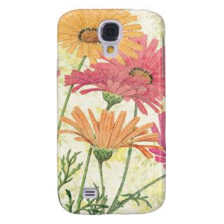Dekorative Gänseblümchen Galaxy S4 Hülle