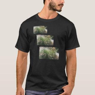 dekorative Gräser abstrakt T-Shirt