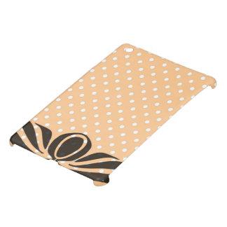 Dekorative Pfirsich-Tupfen iPad Mini Hülle