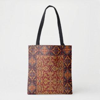 Dekorative türkische Teppich-Tasche Tasche