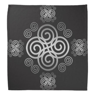 Dekorativer keltischer Entwurf Kopftuch