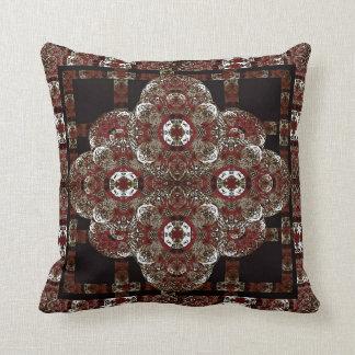 Dekoratives Arabeske-Symbol Kissen