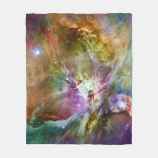 Dekoratives Orions-Nebelfleck-Galaxie-Raum-Foto Fleecedecke