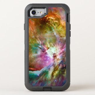 Dekoratives Orions-Nebelfleck-Galaxie-Raum-Foto OtterBox Defender iPhone 8/7 Hülle