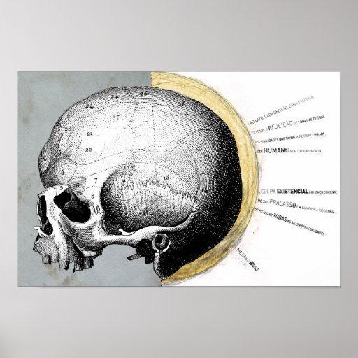 dekoratives Plakat: psicografo - Boss