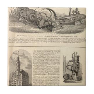 Delamater Eisen-Arbeiten Keramikfliese