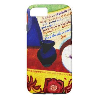 Delaunay - portugiesisches Stillleben iPhone 8/7 Hülle