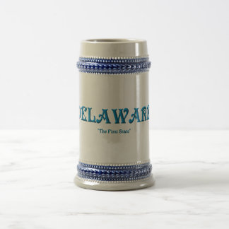 Delaware Bierglas