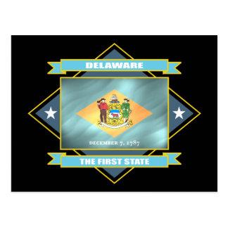 Delaware-Diamant Postkarte