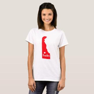 Delaware-Lehrer-T-Shirt T-Shirt