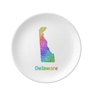 Delaware Porzellanteller