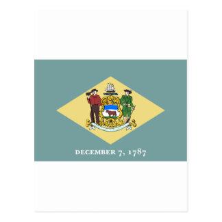 Delaware Postkarte