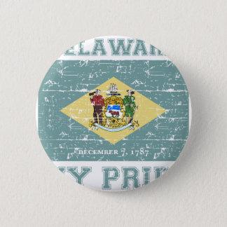 Delaware Runder Button 5,1 Cm