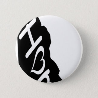 Delaware Runder Button 5,7 Cm