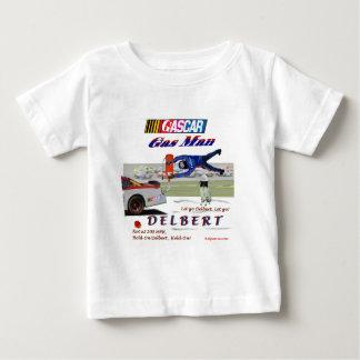 Delbert Gas-Mann NASCAR Baby T-shirt