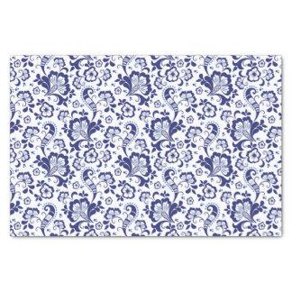 Delfts Blauw | Delft blaue niederländische mit Seidenpapier