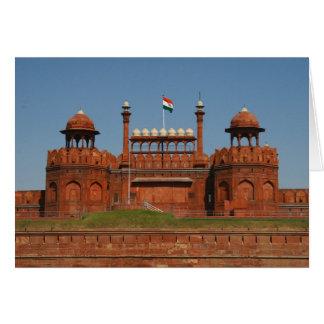 Delhi-Fort Karte