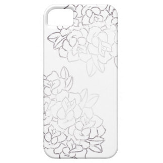 delicate rose iPhone 5 case