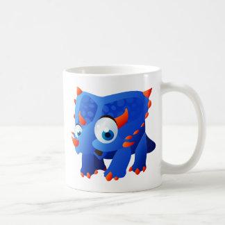 Delilah der Dinosaurier Kaffeetasse