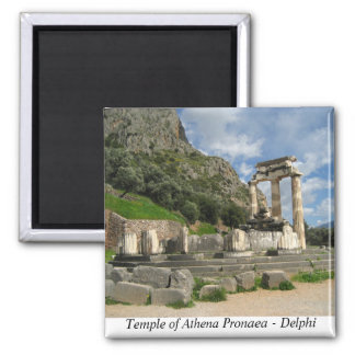 Delphi - Griechenland Kühlschrankmagnete