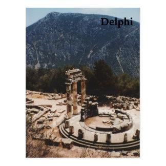 Delphi Postkarte