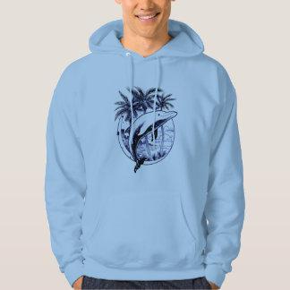 Delphin 3 hoodie