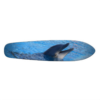 Delphin-Art-Skateboard 19,1 Cm Old School Skateboard Deck