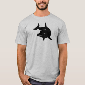 delphin delfin dolphin flipper whale T-Shirt