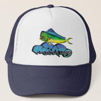 Delphin/Dorado/Mahi Mahi Truckerkappe