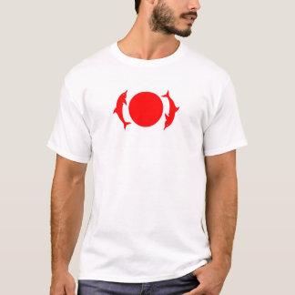 Delphin erobert Japan T-Shirt