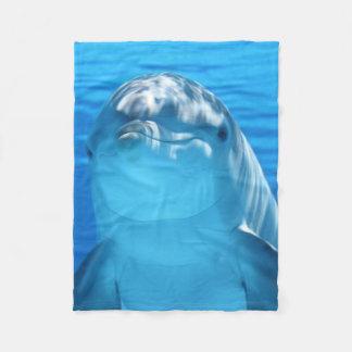Delphin Fleecedecke