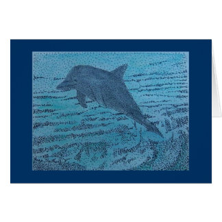 Delphin Karte