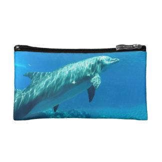 Delphin-Kosmetik-Tasche Kosmetiktasche