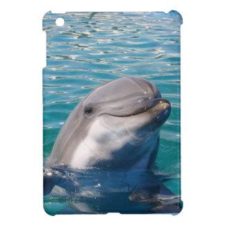 Delphin-Lächeln iPad Mini Hülle