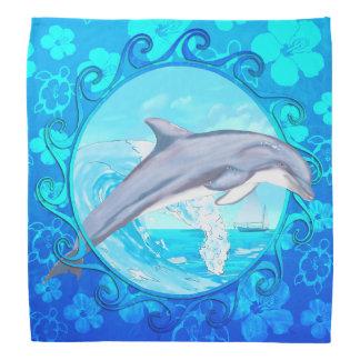 Delphin Maori- Sun Halstuch